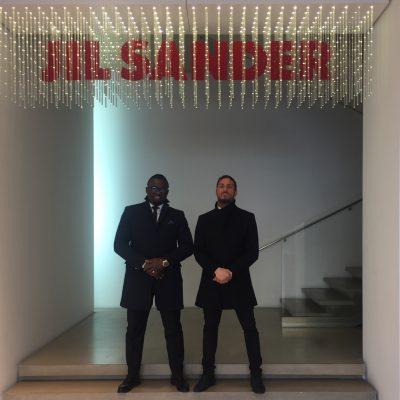 Sfilata Jil Sander