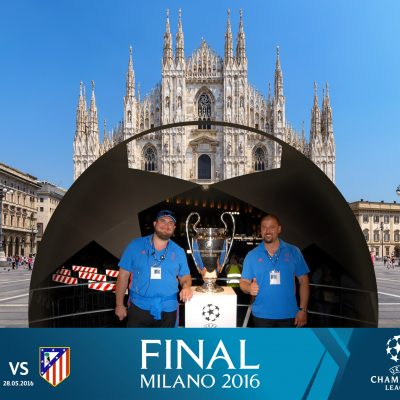Finale Champion's League - Milano