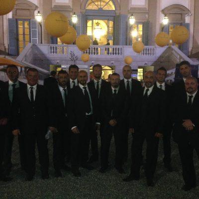 Evento Dom Perignon - villa reale Monza