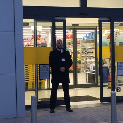 Inaugurazione punto vendita Tigros